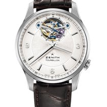 Zenith Elite Tourbillon Stainless steel