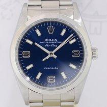 Ρολεξ (Rolex) Airking blue Unisex Air-King Top blau Oyster...