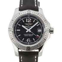 Breitling Colt 33 Chronometer Black Dial