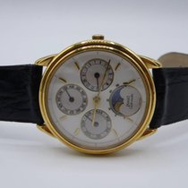 Piaget Classic Gold 3 Calendar