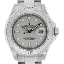 勞力士 (Rolex) 16622 Yacht Master Platinum Bezel Steel Watch