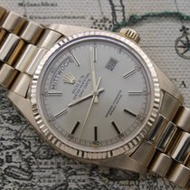 Rolex Day Date Lemon Dial (with Box)
