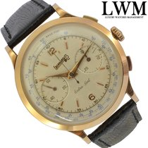 Eberhard & Co. Chronograph 14007 Extra Fort Jumbo yellow...