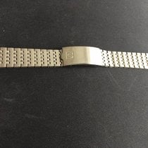 Omega 18mm Stainless Steel Vintage Bracelet, Like New Condition