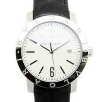 Bulgari Stainless Steel White Automatic BB41WSLD