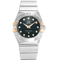 Omega Watch Constellation 123.20.24.60.53.002