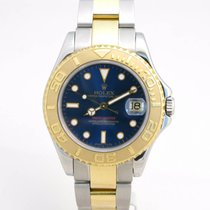 Rolex Yacht-Master Steel & Gold, Mid Size