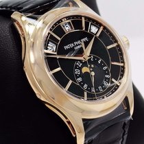 Patek Philippe 5205r 18k Rose Gold Annual Calender Complicatio...