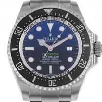 Rolex Deepsea D-Blue James Cameron Stahl Keramik Automatik...