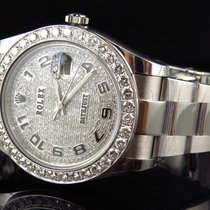 Rolex Custom Mens New 41 MM 116300 Rolex Date Just II 2 With...