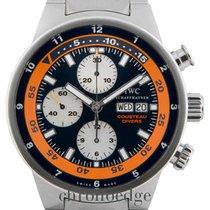 IWC Aquatimer Chronograph Cousteau Ltd Edition(extra Bracelet)