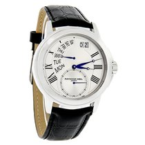 Raymond Weil Tradition Day/Date Mens Band Watch 9579-STC-65001