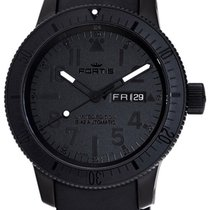 Fortis B-42  Cosmonautis Pitch Black Self Wind Gents Watch LE...