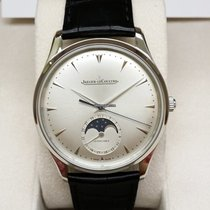 Jaeger-LeCoultre Master Ultra Thin Moon 39 Stainless Steel...