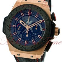 "Hublot Big Bang King Power F1 ""Great Britain"", Black..."