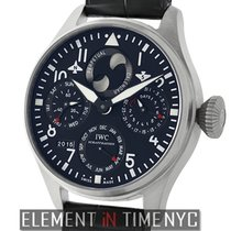 IWC Pilot Collection Big Pilot Perpetual Calendar Titanium...