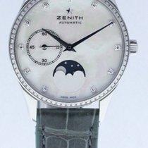 ゼニス (Zenith) Heritage Ultra Thin Lady Moon - NEW - Listprice...