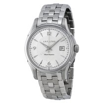 Hamilton Men's Jazzmaster Viewmatic Silver Dial Watch