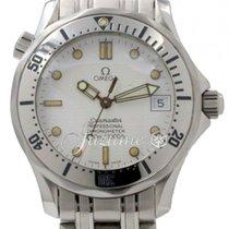 Omega Seamaster Professional 2532.20 300M Full Men's White...