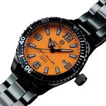Deep Blue Alpha Marine 500 42mm Auto Diver Watch 500m Wr...