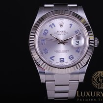 Rolex PERPETUAL DATEJUST II MEN'S WATCH