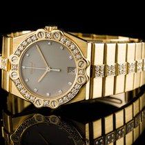 Chopard St. Moritz 750/000 Gg Diamonds 32mm