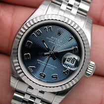 ロレックス (Rolex) Datejust Blue Concentric