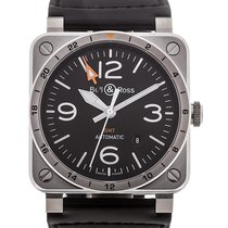 Bell & Ross Aviation 42 Automatic GMT