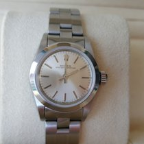 Rolex Lady Oyster Perpetual Oysterband Automatik no stretch