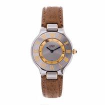 Cartier Must de Cartier 21 Ladies Watch 1330 (Pre-Owned)