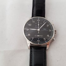 万国  (IWC) Portuguese Chronograph