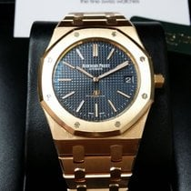 Audemars Piguet 15202OR Royal Oak 18K Pink Gold Jumbo Automati...