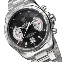 TAG Heuer Grand Carrera Chronograph Herrenuhr CAV511E.BA0902