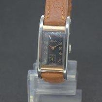 Mido Art Deco Black Dial Rare ca.1940