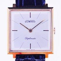 Duward Mans Medium Size Wristwatch Diplomatic ,