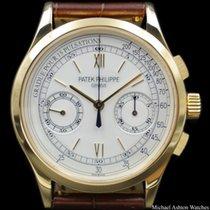 パテック・フィリップ (Patek Philippe) Ref# 5170 Yellow Gold, Chronograph