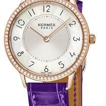 Hermès Slim d'Hermes MM Quartz 32mm 041772ww00