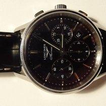 浪琴 (Longines) Heritage Chronograph