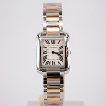 卡地亚  (Cartier) Tank Anglaise PM Small