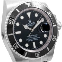 Rolex 116610 SS 40mm Ceramic Submariner UNWORN w/ Box &...