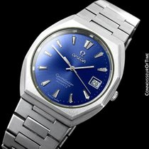 Omega 1980 Constellation Chronometer Cool Vintage Accuset Mens...