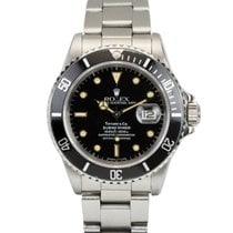Rolex Submariner ref 16800  Retailed for Tiffany & Co.