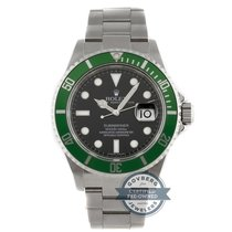 "Rolex Submariner ""Kermit"" 16610V"