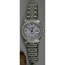 Rolex Datejust Lady's Stainless Steel Jubilee Model 79160...