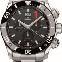 Edox Class 1 Big Date Chronograph