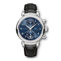 "IWC Da Vinci Chronograph Edition ""laureus Sport For Good..."