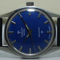 Tissot Seastar Winding Wrist Watch Old used Antique