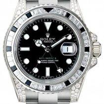 Ρολεξ (Rolex) GMT Master II 116759SANR 116759 Black Sapphire...