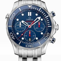 Omega Seamaster Diver 300M Chronograph 41.5 MM
