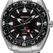 Seiko Prospex Kintetic GMT Herrenuhr SUN049P1
